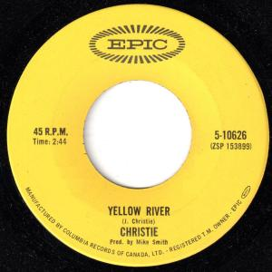 Yellow River by Christie