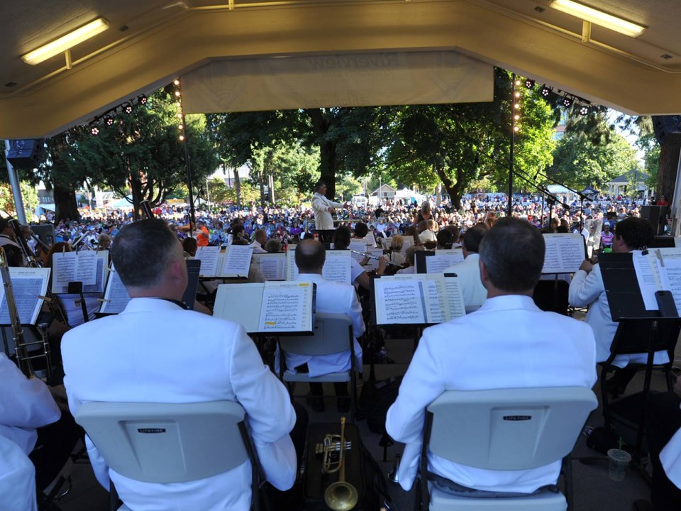 VSO Concert in the Park