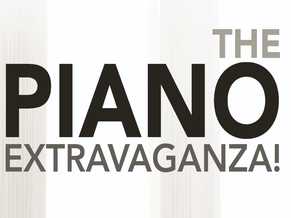 The VSO Piano Extravaganza