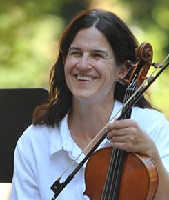 Dr. Angelika Furtwangler, viola