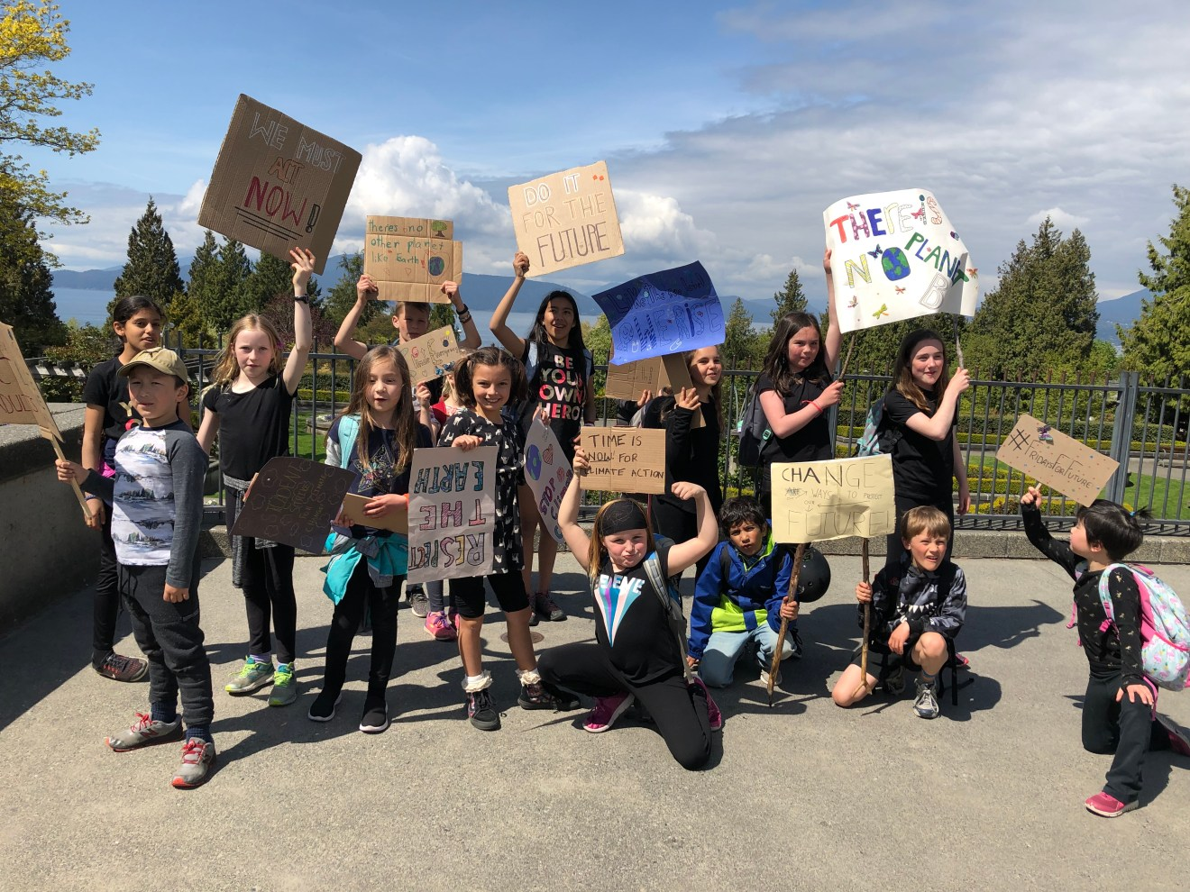 Join Climate Action Day at U-Hill Elementary School - May 24th, 2019