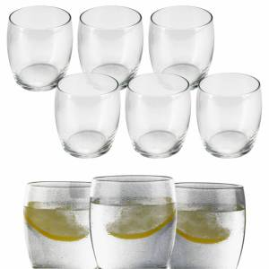 Alpina Chique Waterglazen (Set Van 6)
