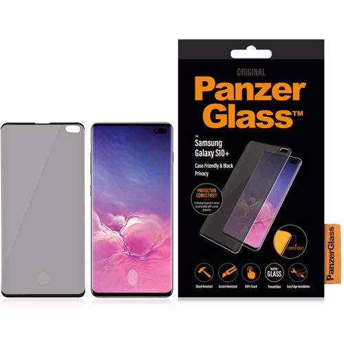 Panzerglass privacy screenprotector Samsung Galaxy S10+