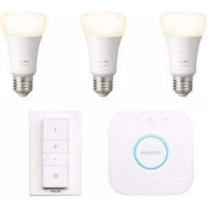 Philips Hue White E27 Bluetooth Starterkit