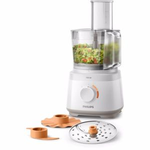Philips foodprocessor HR7310 (Wit)