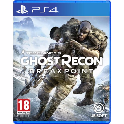 Tom Clancys Ghost Recon Breakpoint Standaard edition PS4