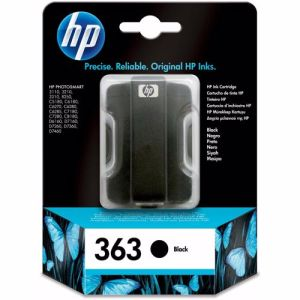 HP cartridge 363 inkt (Zwart)