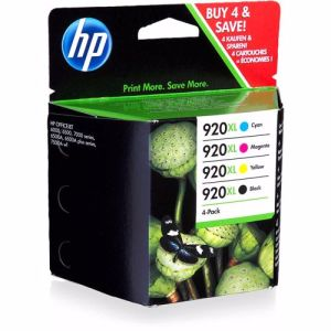 HP cartridge 920 XL inkt Multi Pack (Zwart
