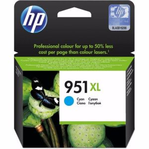 HP cartridge 951XL inkt (Cyaan)