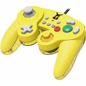 Hori Smash Bros Gamepad Nintendo Switch (Pikachu)