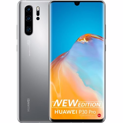 Huawei smartphone P30 Pro New Edition (Zilver)
