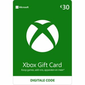 Xbox Gift Card 30 Euro direct download