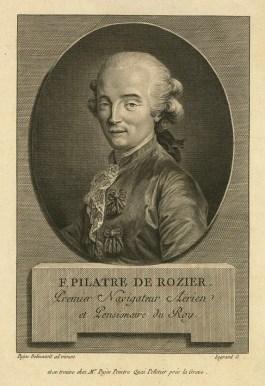 Jean-François Pilâtre de Rozier