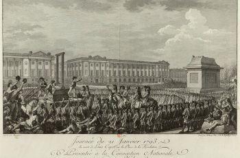Onthoofding van Lodewijk XVI