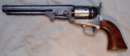 Colt 1851 Navy Revolver - cc