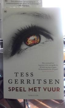 Thriller from Tess Gerritsen