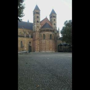 St. Jans Church at the Vrijthof Maastricht