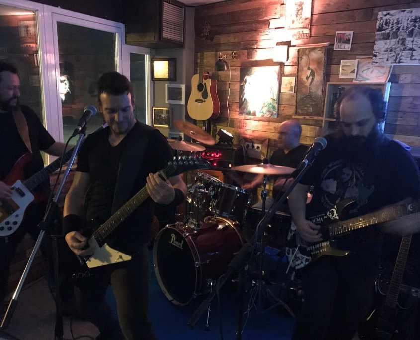 Vandallica Tributo a Metallica en As Cordas Sanxenxo