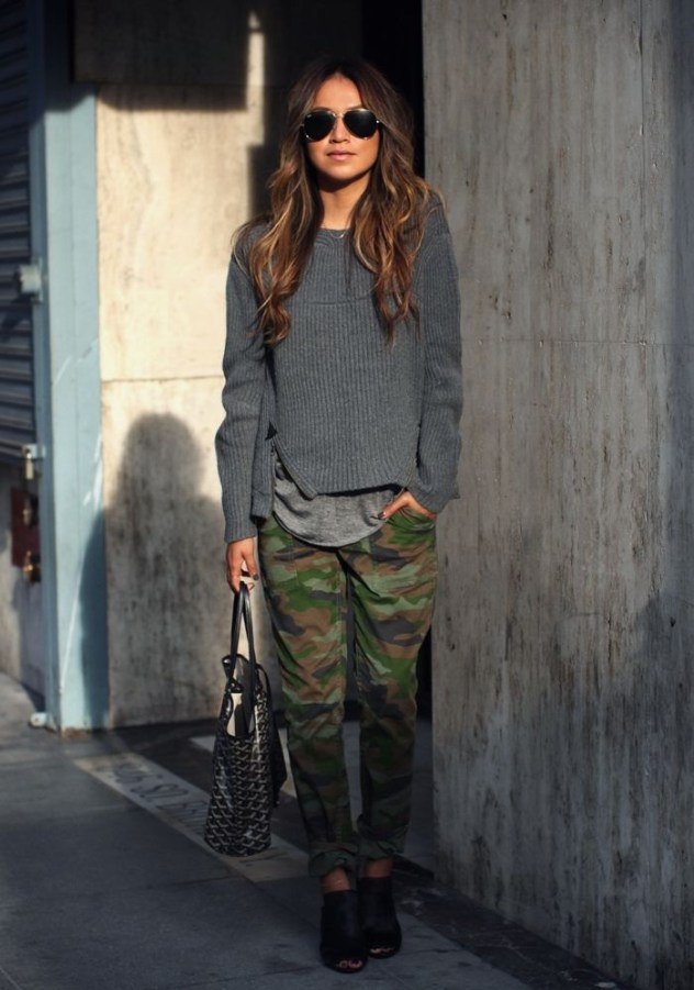 Street-Style-Military-Pants-and-Army-Trousers-For-Women-11