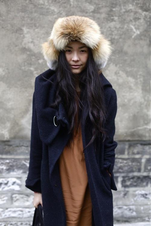 fur-hat-street-style