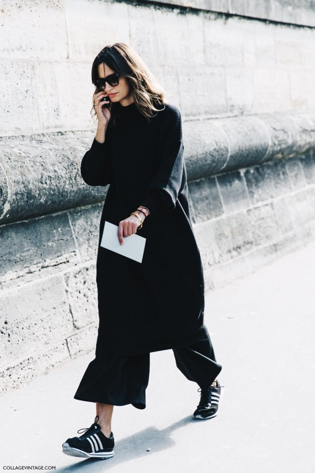 pfw-paris_fashion_week-spring_summer_2016-street_style-say_cheese-total_black-sneakers-3-790x1185