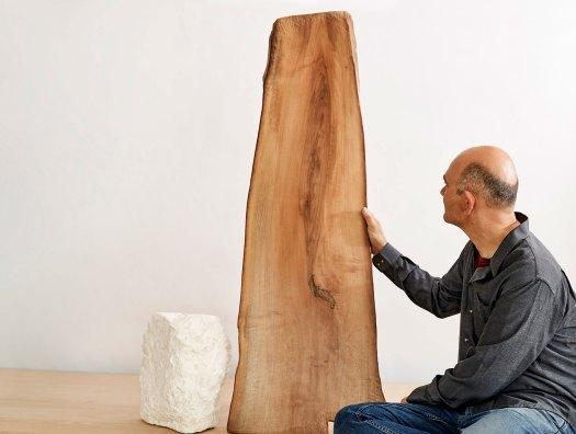Mesa de diseño de madera