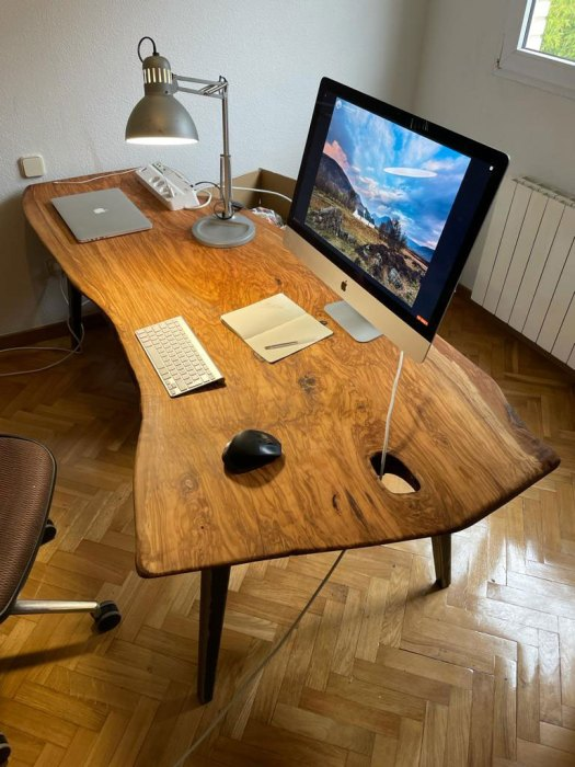 Ecological and natural furniture