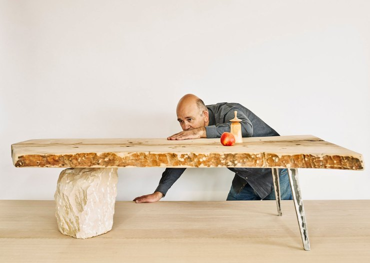 mesas rústicas a medida