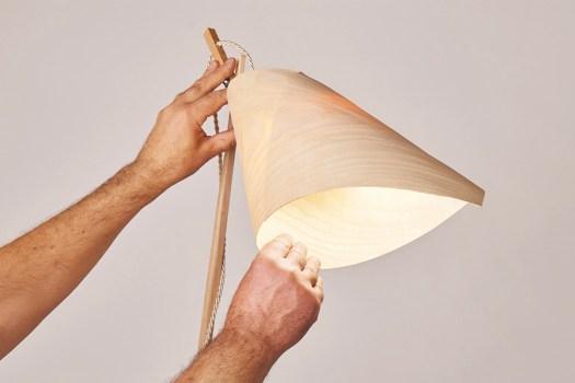 detalle Lámparas de diseño