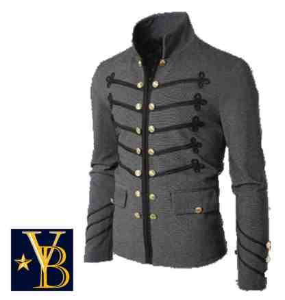 Classic Military-style shirt