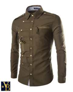 officer's shirt vanderbilt bijl