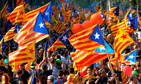 A Tenuous Union: Catalonia's Campaign for Independence from Spain