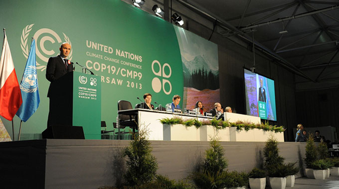 The Result of the Warsaw Climate Negotiations: Climate Inaction?