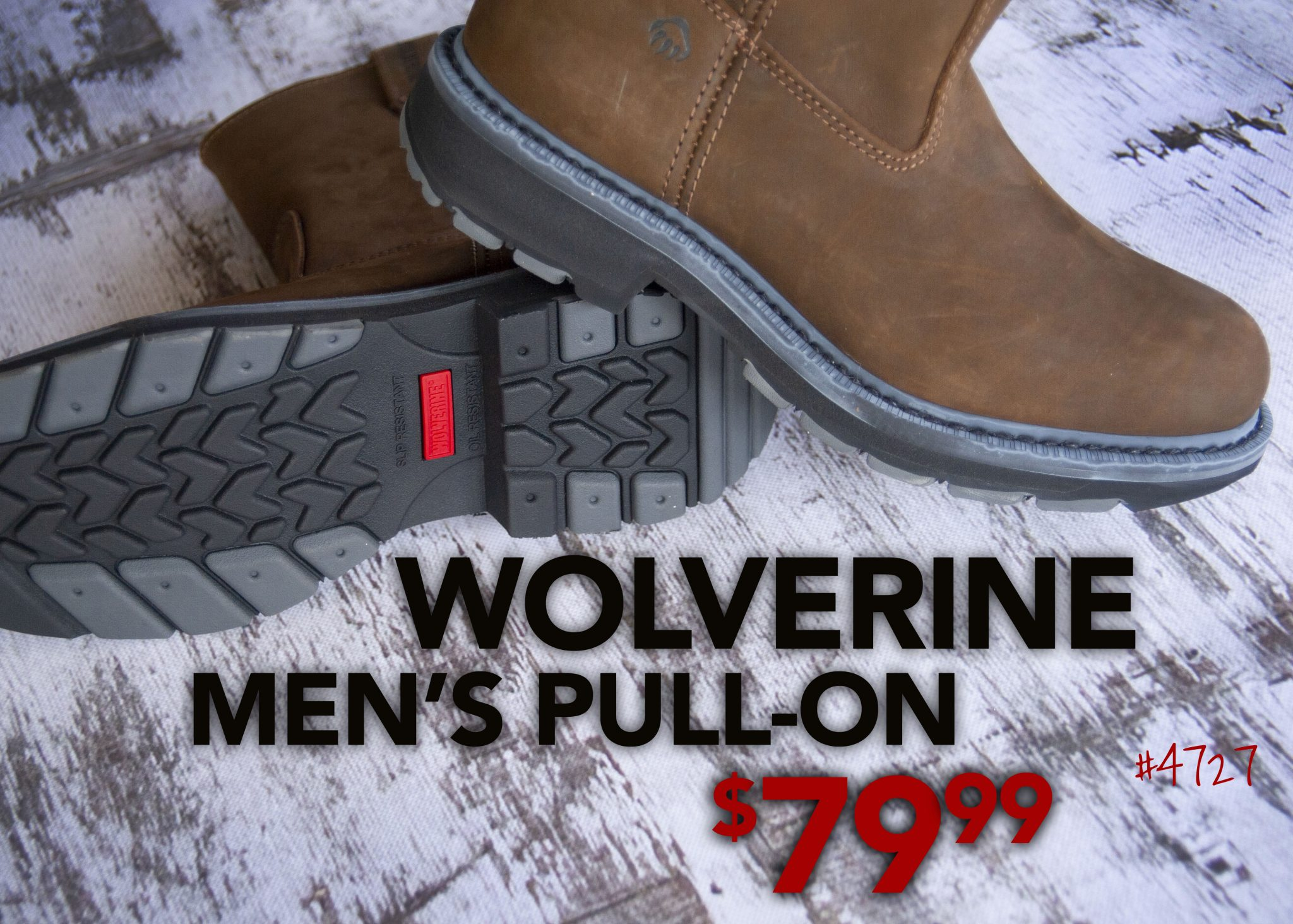 a61bf5350d1 Vanderbilt's - Your Work Boot Center - Family Owned Since 1973