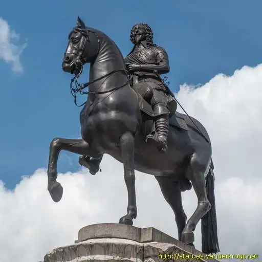 London / King Charles I