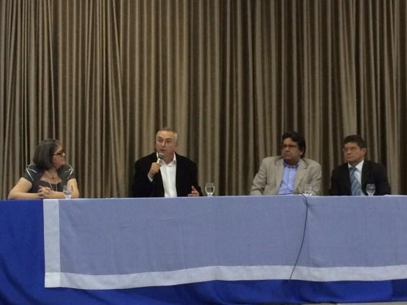 Nonato proferiu palestra na UFPB (Imagem da Internet)