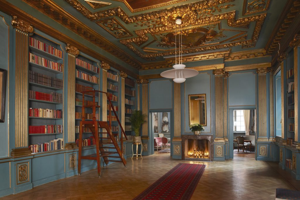 lilla biblioteket