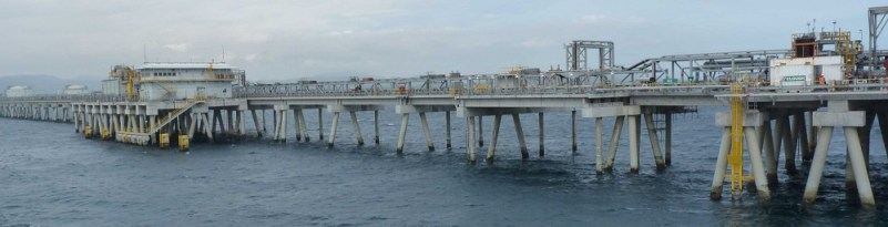 LNG Steiger Golf van Papoea