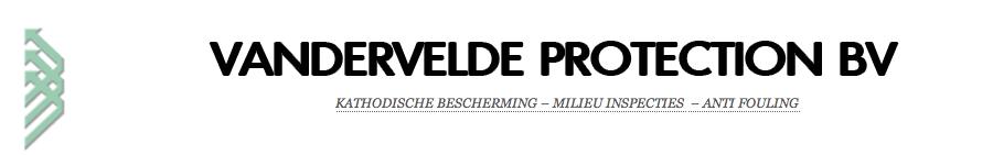 Vandervelde Protection | nr. 1 in kathodische bescherming logo