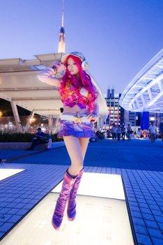 Arcade Miss Fortune itsuki Akira