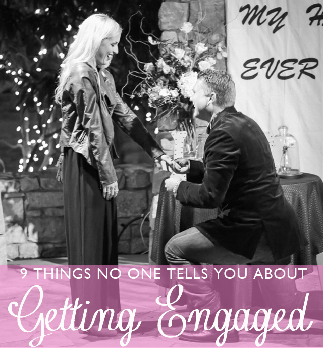 9 Things No One Tells You About Getting Engaged
