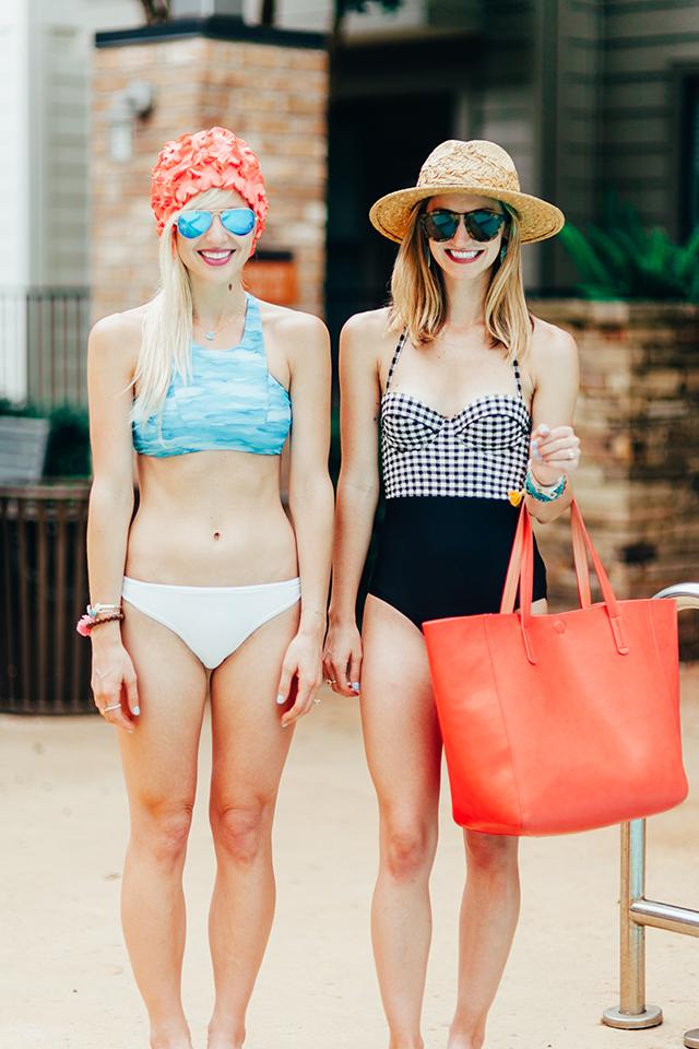 retro-swimwear