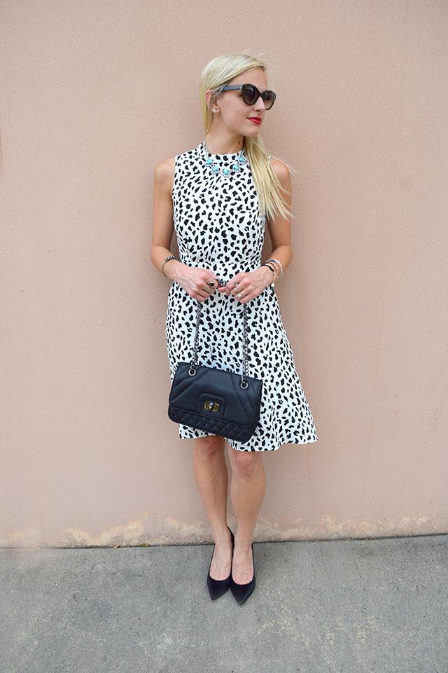 dalmation dress