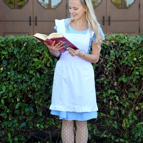 alice blogger costume
