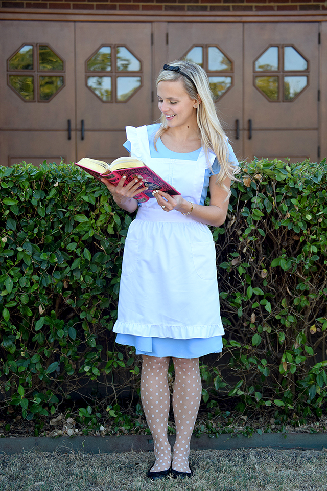alice blogger costume