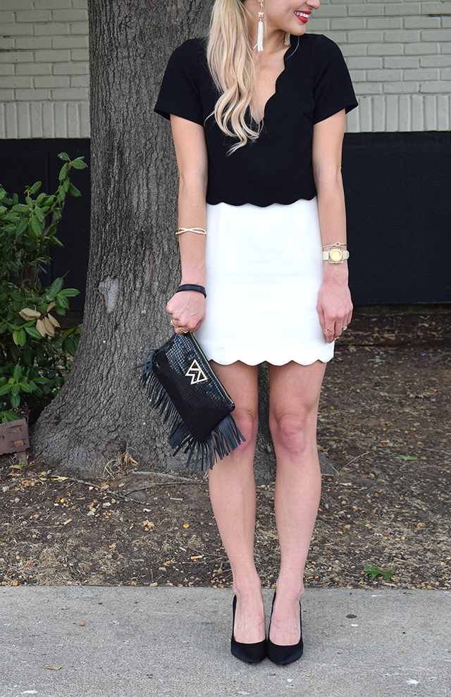 cocktail dress blogger