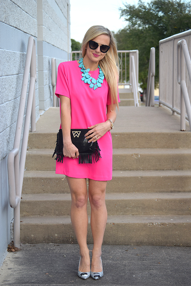 colorful fashion blog