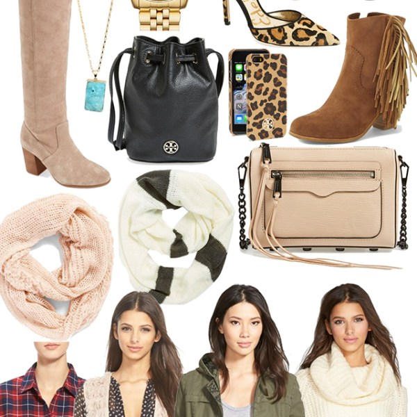 NORDSTROM FALL SALE ESSENTIALS