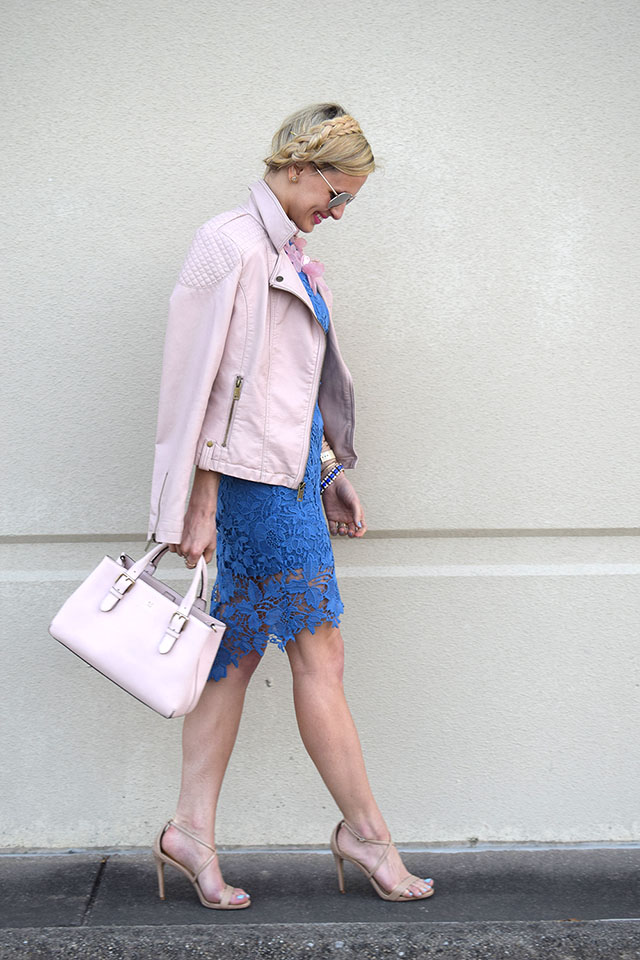 light pink accessories