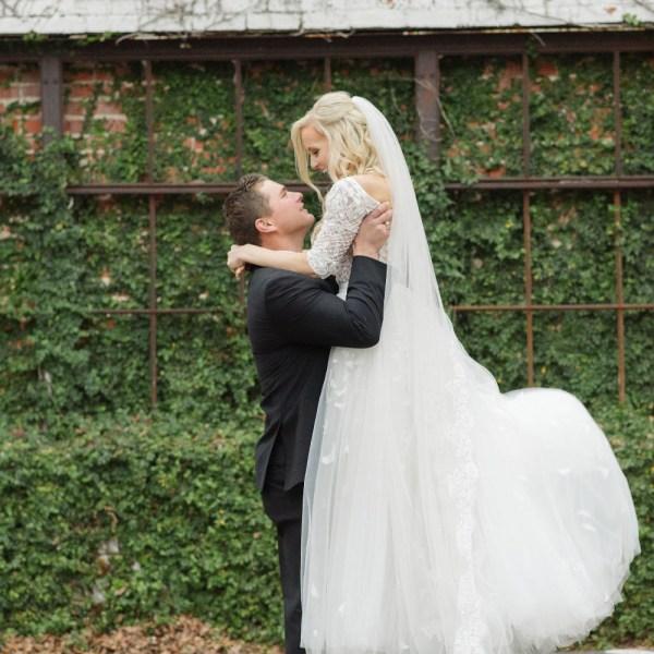 fairytale wedding photo